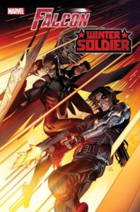 FALCON AND WINTER SOLDIER [2020] #1