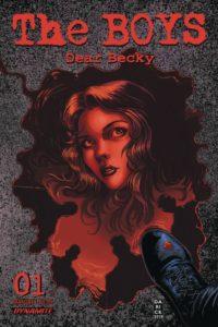 BOYS: DEAR BECKY [2020] #1