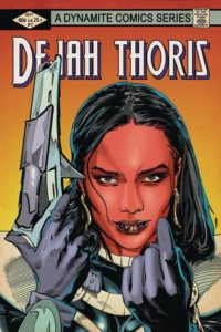 DEJAH THORIS [2019] #7 MOONEY 'FRANK MILLER HOMAGE' CVR D