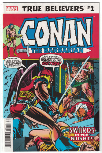 CONAN THE BARBARIAN#23