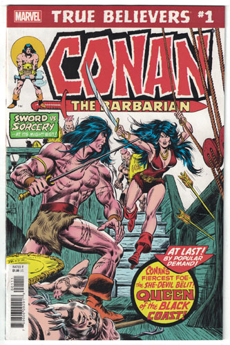 CONAN THE BARBARIAN#58