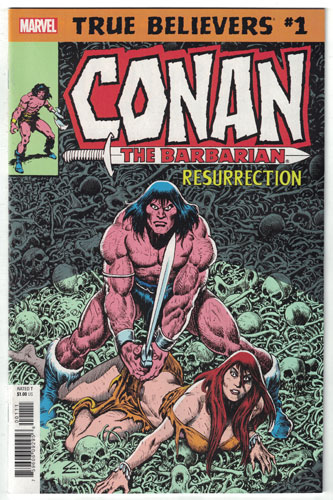 CONAN THE BARBARIAN#187