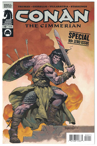 CONAN THE CIMMERIAN#0