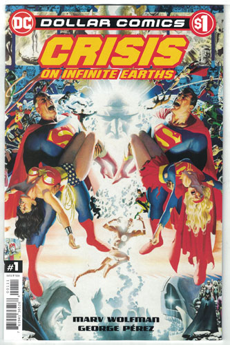 CRISIS ON INFINITE EARTHS#1
