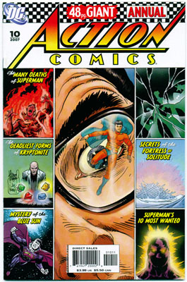 ACTION COMICS ANNUAL#10