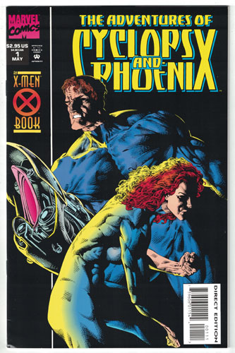 ADVENTURES OF CYCLOPS AND PHOENIX#1