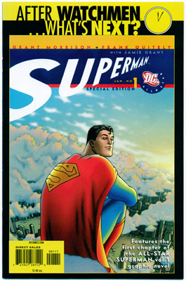 ALL-STAR SUPERMAN#1