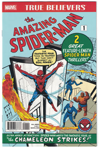 AMAZING SPIDER-MAN#1