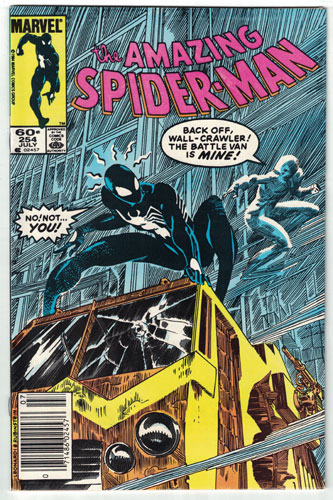 AMAZING SPIDER-MAN#254