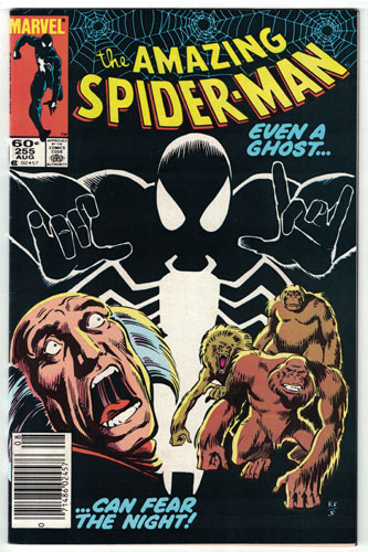 AMAZING SPIDER-MAN#255