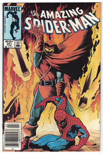AMAZING SPIDER-MAN#261