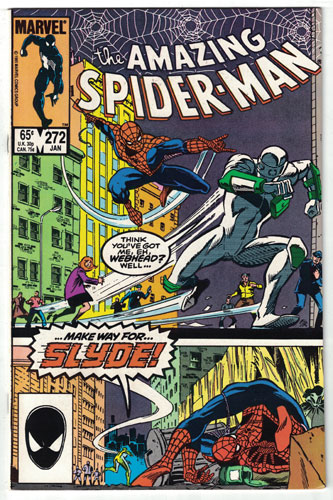 AMAZING SPIDER-MAN#272