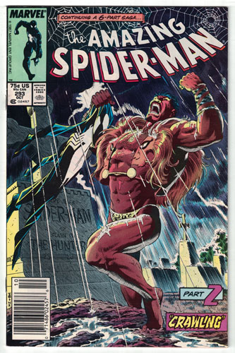 AMAZING SPIDER-MAN#293
