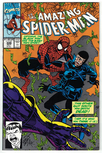 AMAZING SPIDER-MAN#349