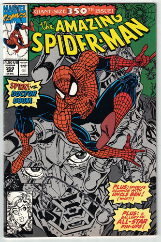 AMAZING SPIDER-MAN#350