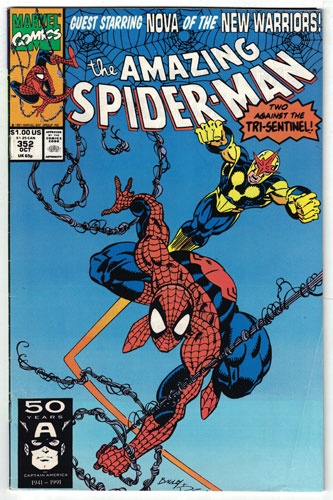 AMAZING SPIDER-MAN#352