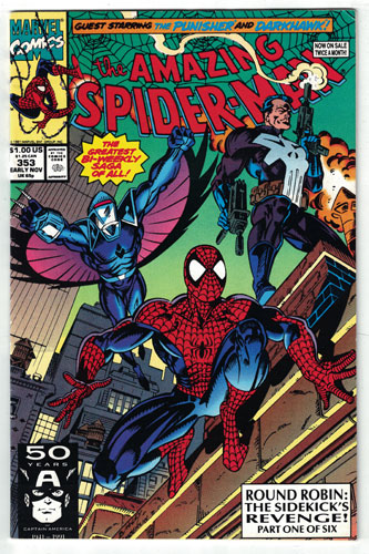 AMAZING SPIDER-MAN#353