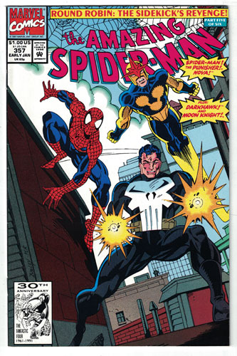 AMAZING SPIDER-MAN#357