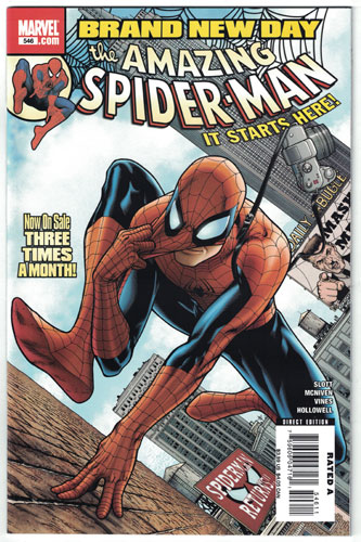 AMAZING SPIDER-MAN#546