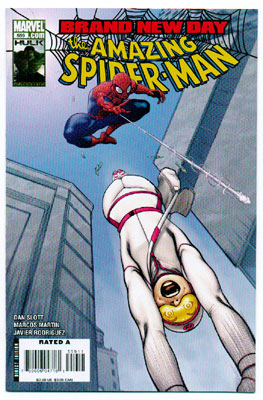 AMAZING SPIDER-MAN#559