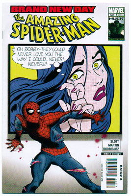 AMAZING SPIDER-MAN#560
