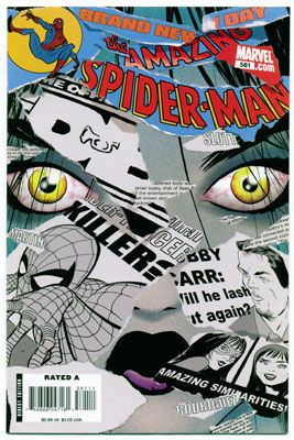 AMAZING SPIDER-MAN#561