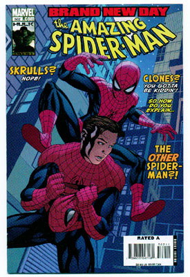 AMAZING SPIDER-MAN#562