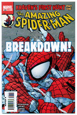 AMAZING SPIDER-MAN#565