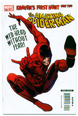 AMAZING SPIDER-MAN#566