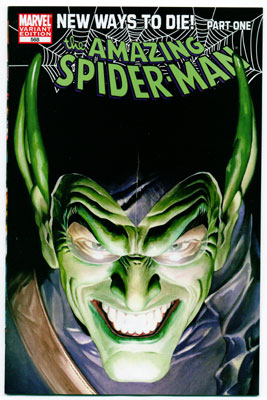 AMAZING SPIDER-MAN#568