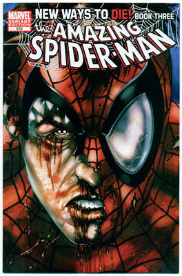 AMAZING SPIDER-MAN#570