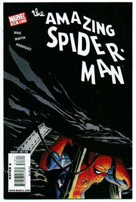 AMAZING SPIDER-MAN#578