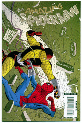 AMAZING SPIDER-MAN#579