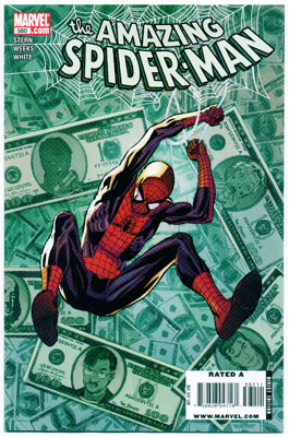 AMAZING SPIDER-MAN#580