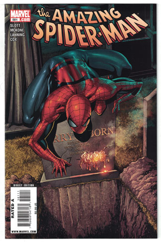 AMAZING SPIDER-MAN#581