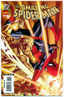 AMAZING SPIDER-MAN#582