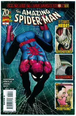 AMAZING SPIDER-MAN#584