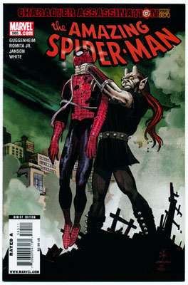 AMAZING SPIDER-MAN#585