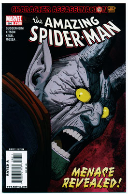 AMAZING SPIDER-MAN#586