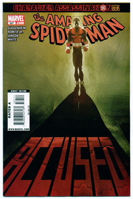 AMAZING SPIDER-MAN#587