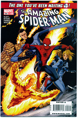 AMAZING SPIDER-MAN#590