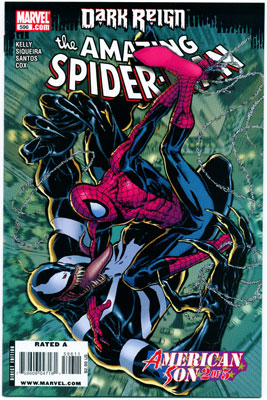 AMAZING SPIDER-MAN#596