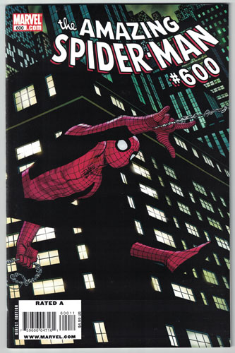 AMAZING SPIDER-MAN#600