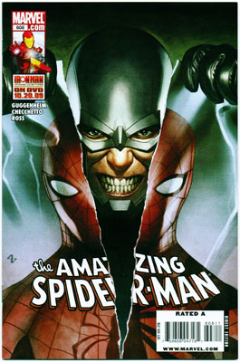 AMAZING SPIDER-MAN#608