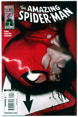 AMAZING SPIDER-MAN#614