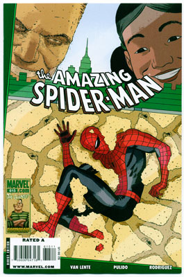 AMAZING SPIDER-MAN#615