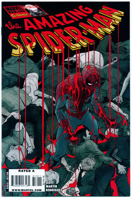 AMAZING SPIDER-MAN#619