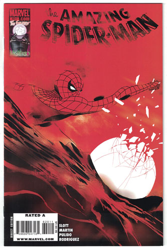 AMAZING SPIDER-MAN#620