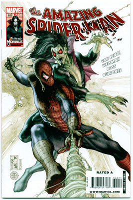 AMAZING SPIDER-MAN#622