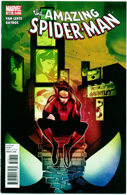 AMAZING SPIDER-MAN#626